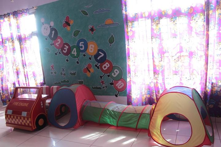MG Convent Senior Secondary School-Activity Room