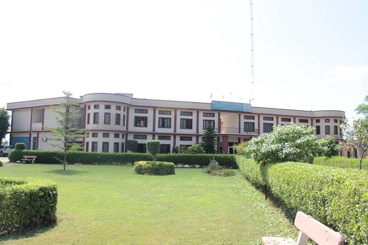 MG Convent Senior Secondary School-Campus