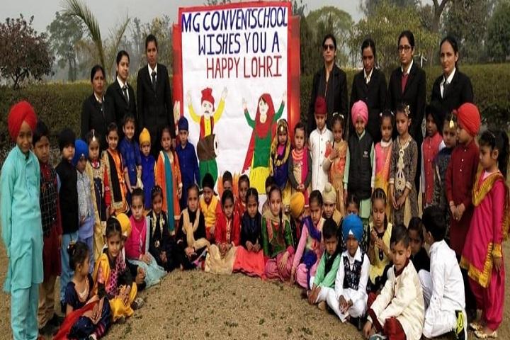 MG Convent Senior Secondary School-Celebrations