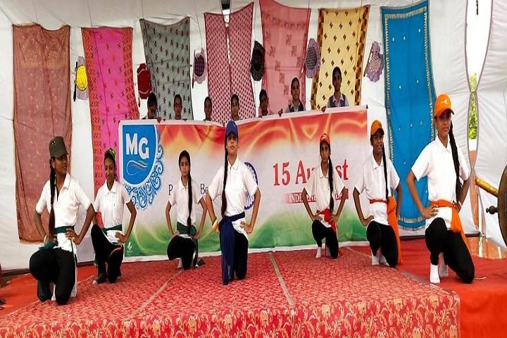 MG Convent Senior Secondary School-Dance