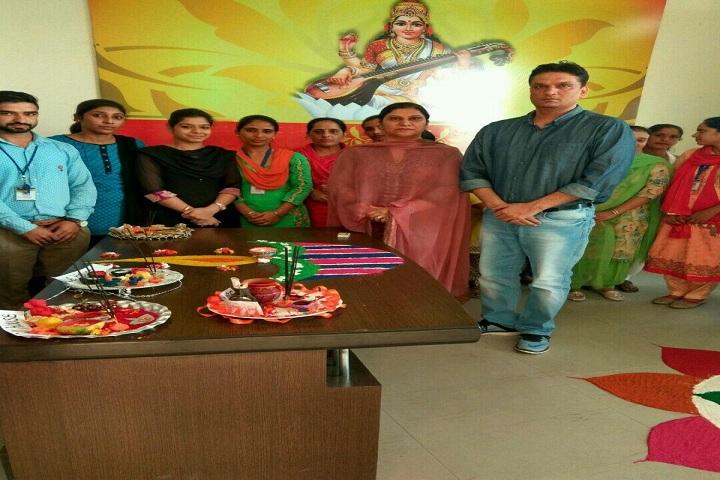 MG Convent Senior Secondary School-Festival celebrations