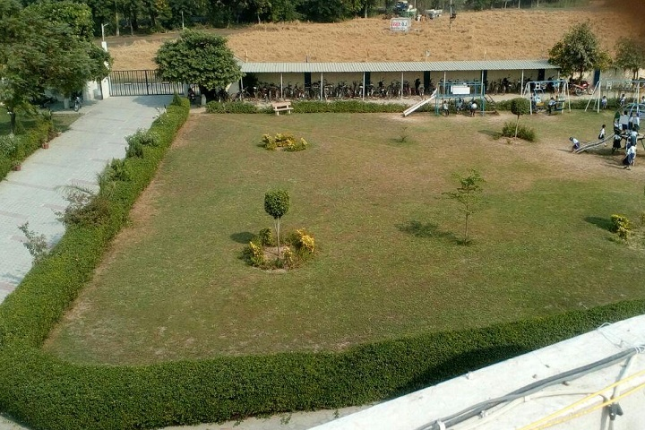 MG Convent Senior Secondary School-Ground