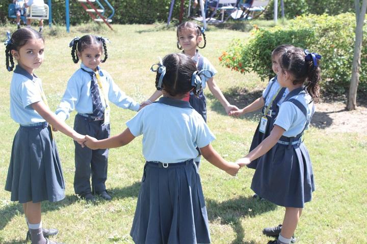 MG Convent Senior Secondary School-Kids Area