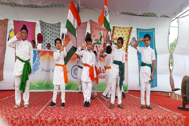 MG Convent Senior Secondary School-Republic Day