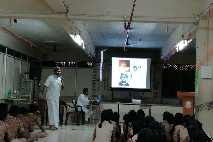 Amrita Vidyalayam-Projector