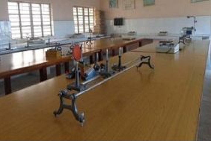 J R Convent-Physics Labs