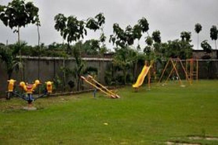 J R Convent-Playground