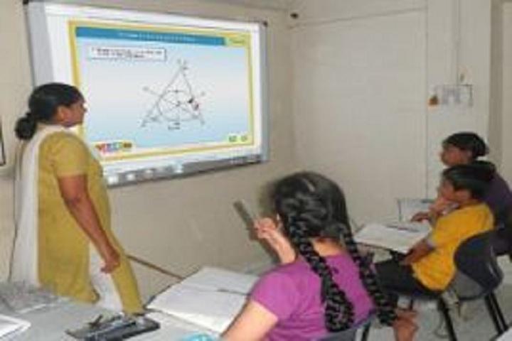 J R Convent-Smart Classroom