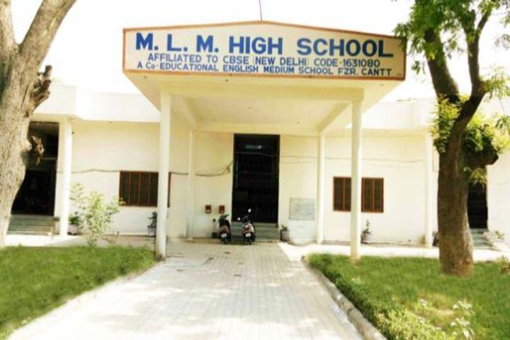 MLM High School-Campus