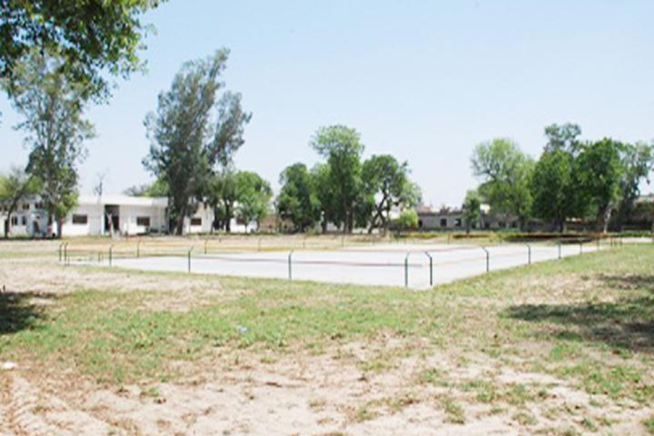 MLM High School-Ground
