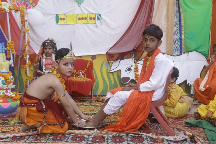Maa Sarswati Public School-Festivals