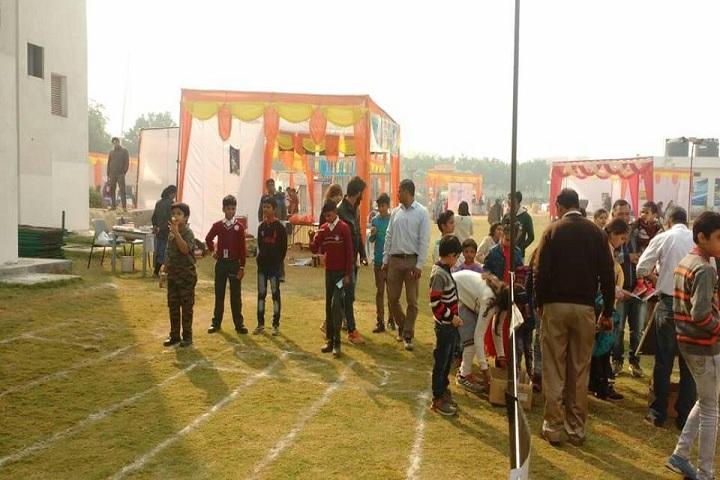 Maa Sarswati Public School-Games