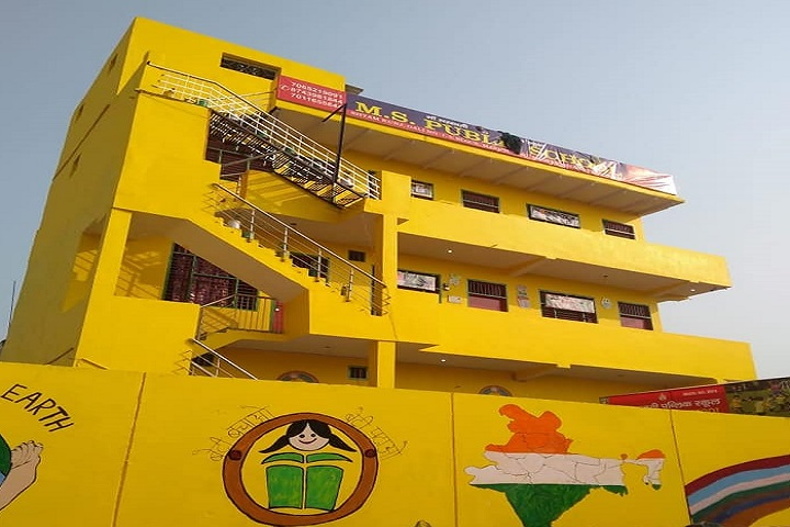 Maa Sarswati Public School-Campus-View