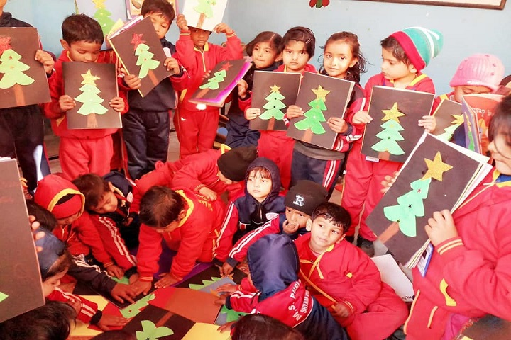 Maa Sarswati Public School-Crafts