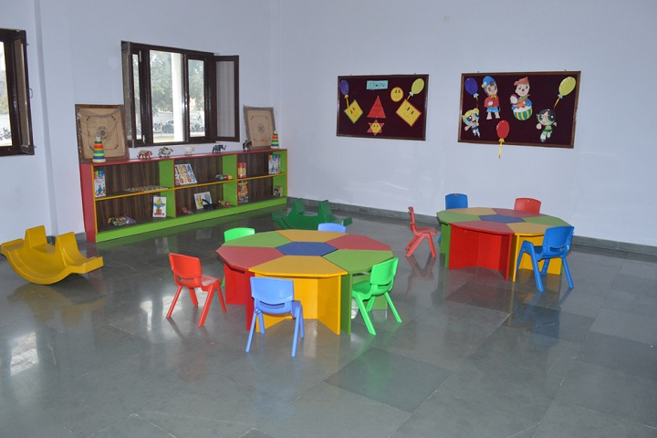 Madhav Vidya Niketan Senior Secondary School-Kids-Class