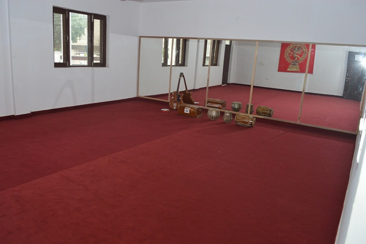 Madhav Vidya Niketan Senior Secondary School-Music Room