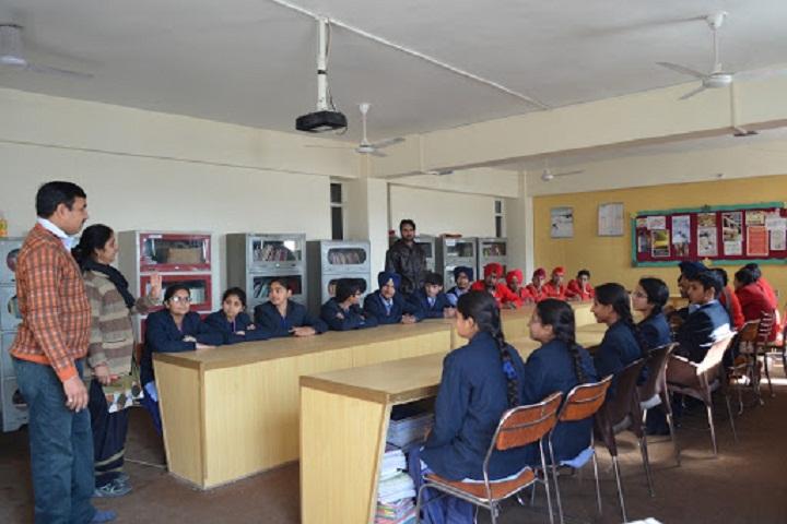 Madhuvan Vatika Public School-Library