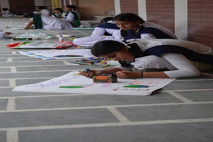 Madhuban Vatika Public School-Activity