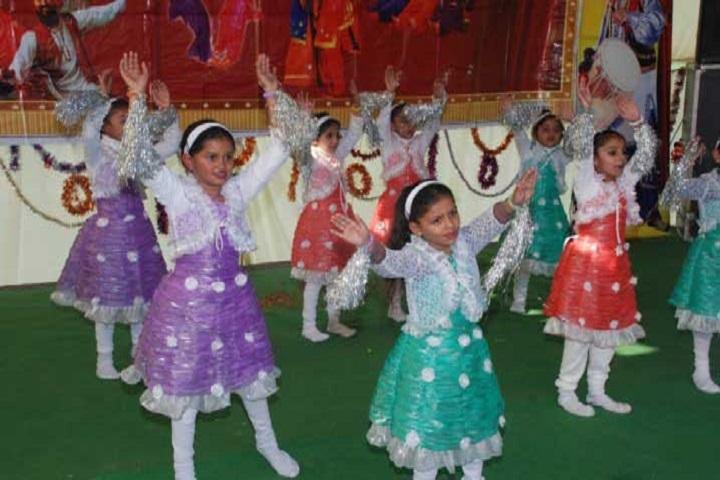 Madhuban Vatika Public School-Annual Day