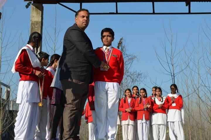 Madhuban Vatika Public School-Award Function