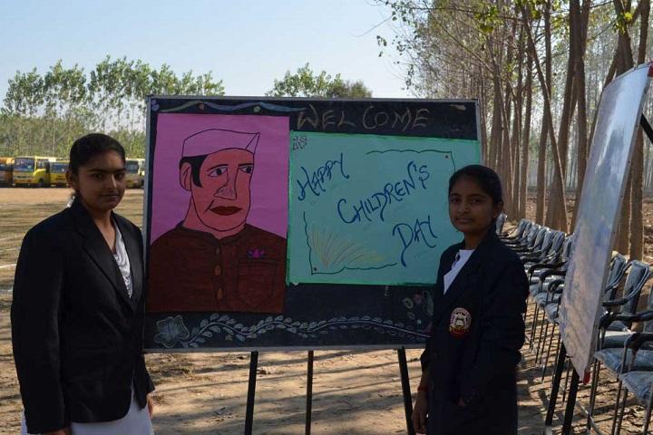 Madhuban Vatika Public School-Children day