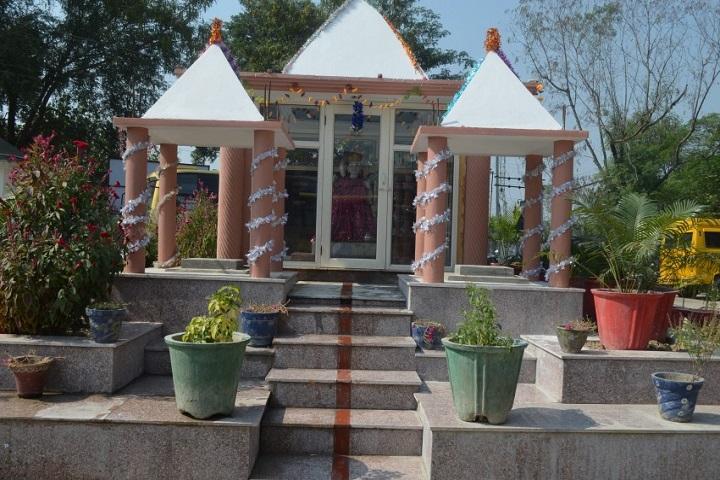 Madhuban Vatika Public School-Diwali Decoration