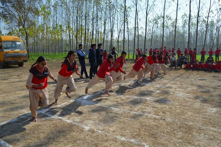 Madhuban Vatika Public School-Play area-1