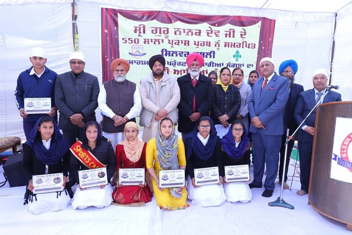 Mahant Lachhman Dass Senior Secondary School-Achievements