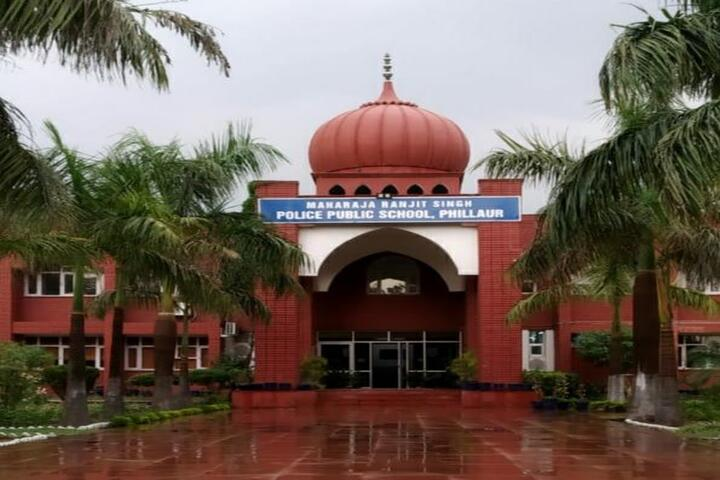 Maharaja Ranjit Singh Police Public School-Campus