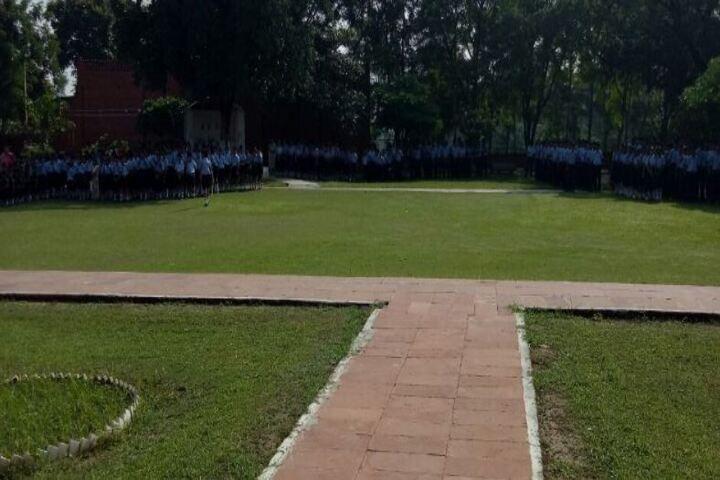 Maharaja Ranjit Singh Police Public School-Ground