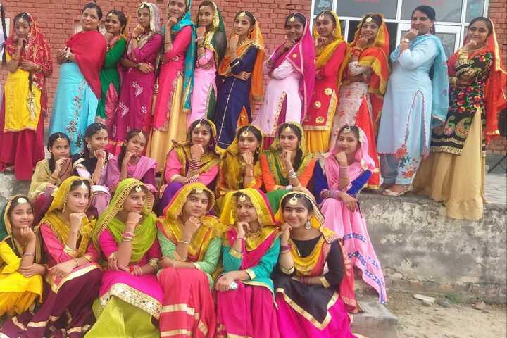 Maharaja Ranjit Singh Public Senior Secondary School-Cultural Fest