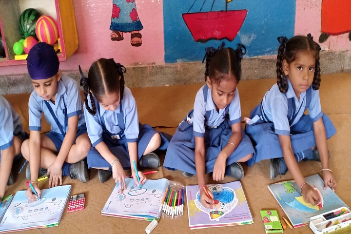 Maharaja Ranjit Singh Public Senior Secondary School-Drawing Competition