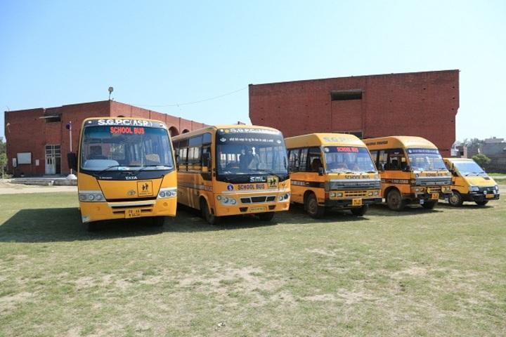 Maharaja Ranjit Singh Public Senior Secondary School-Transportation