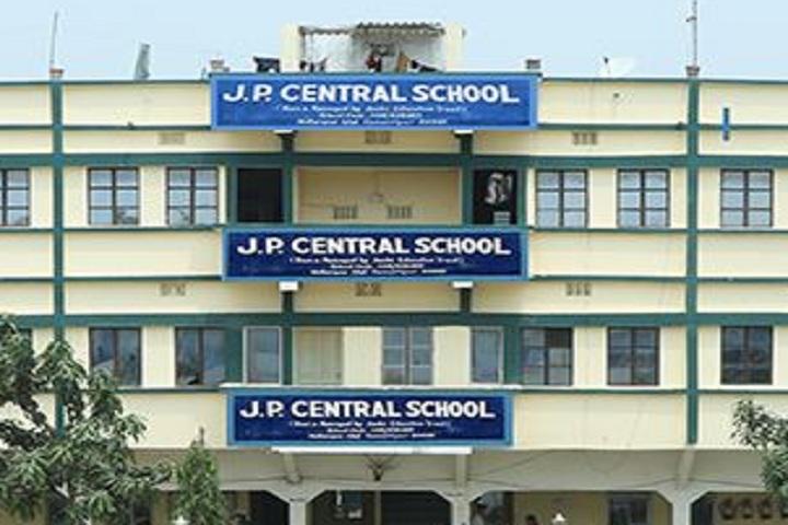J P Central School-Campus