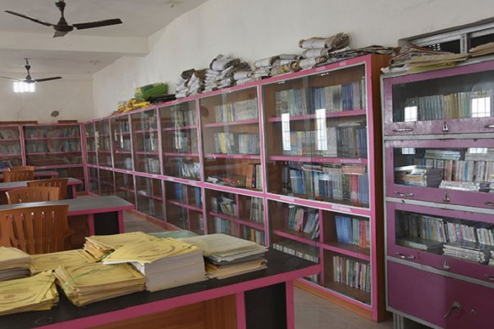 J P Central School-Library