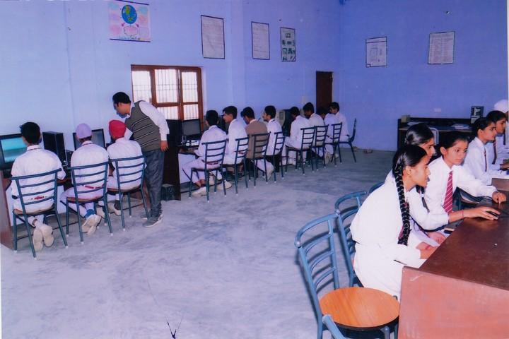 Maharana Partap Adarsh Vidyalaya-Computer Lab