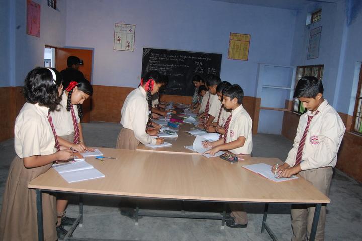 Maharana Partap Adarsh Vidyalaya-Maths Lab