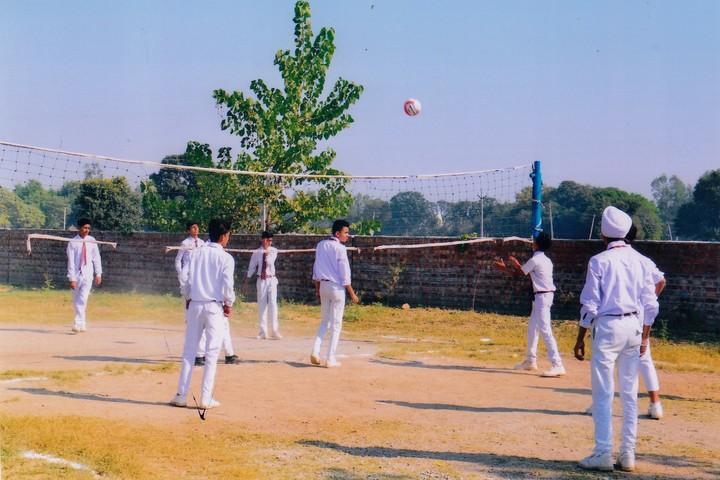 Maharana Partap Adarsh Vidyalaya-Volley Ball Court