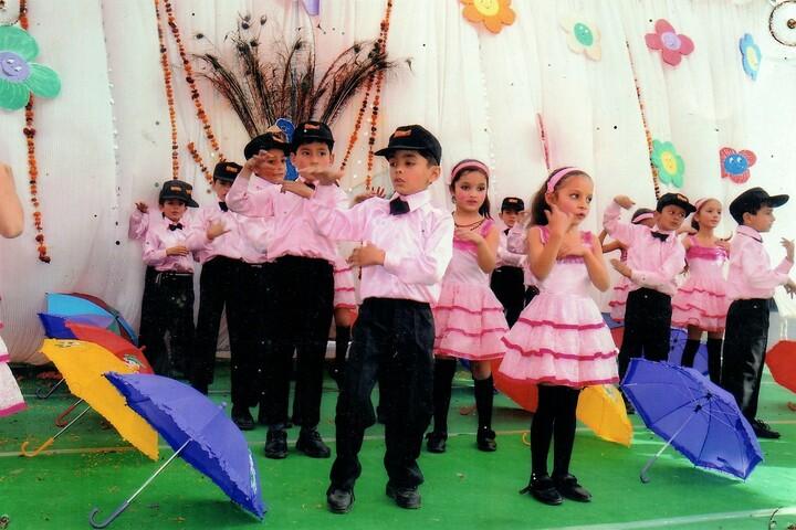 Maharana Partap Senior Secondary Adarsh Vidyalaya-Dance