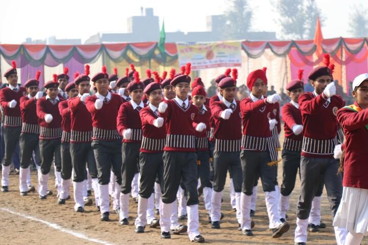 Maharana Partap Senior Secondary Adarsh Vidyalaya-Independence Day