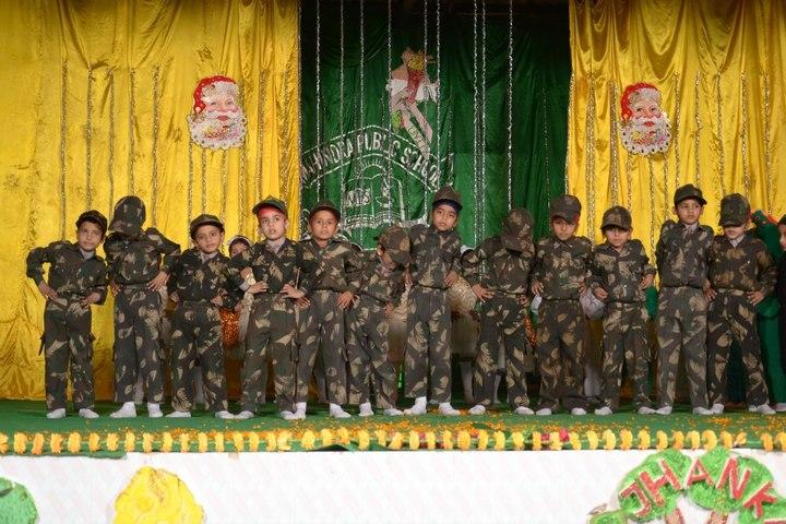 Mahindra Public School-Annual Day
