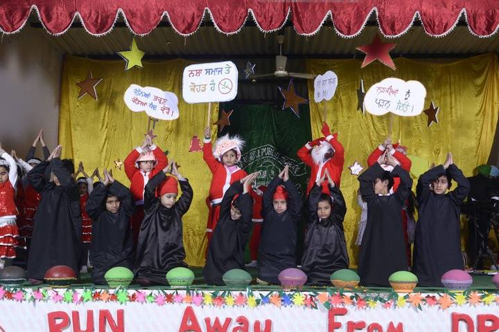 Mahindra Public School-Christmas Celebrations