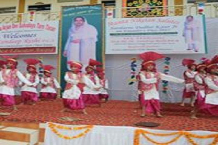 Mamta Nikethan Convent School-Dance Performance