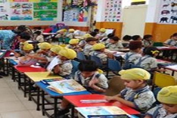 Mamta Nikethan Convent School-Kids Classroom