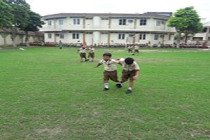 Mamta Nikethan Convent School-Play Area