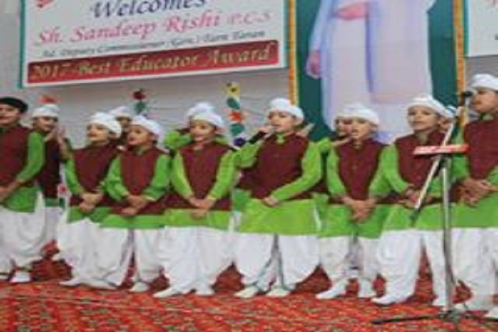 Mamta Nikethan Convent School-Playing Music