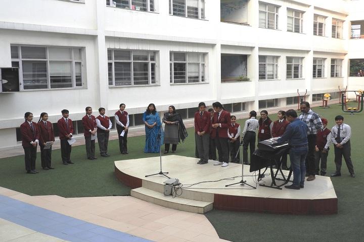 Manav Mangal Smart School-Music Activity