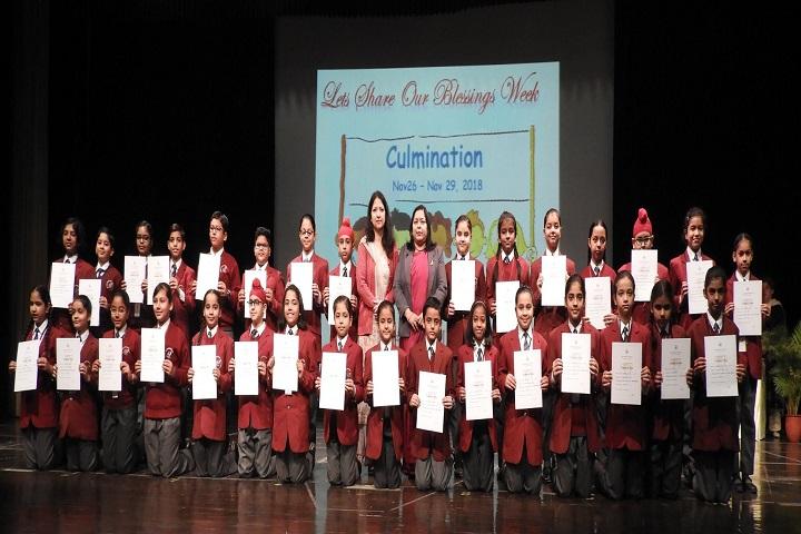 Manav Mangal Smart School-Awards