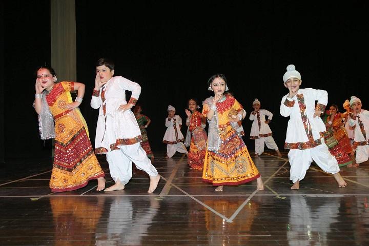 Manav Mangal Smart School-Cultural Fest