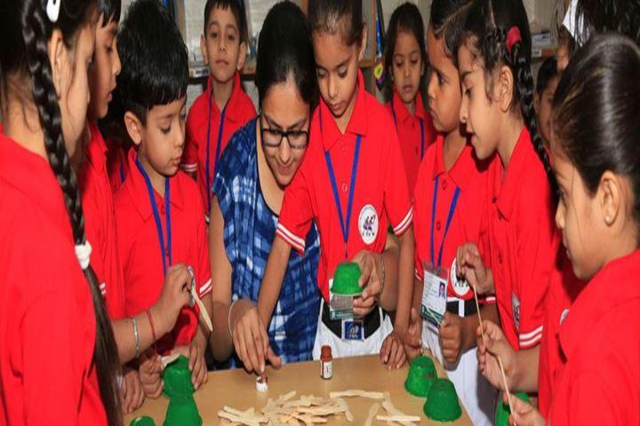 Manav Mangal Smart World-Craft Work
